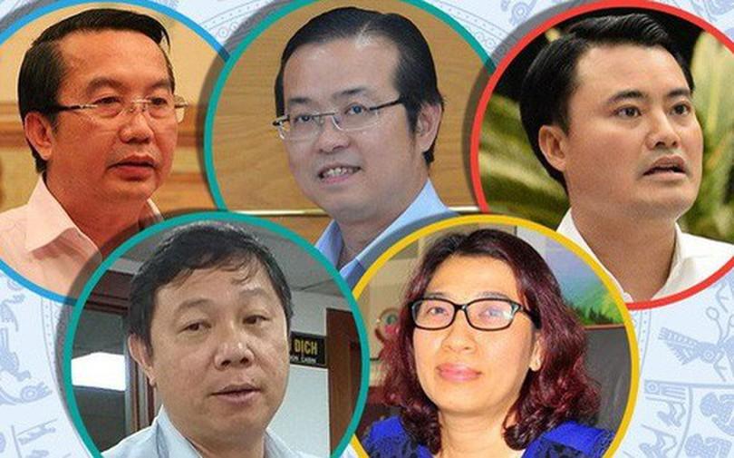 [Infographic] Chân dung 5 ủy viên BCH Đảng bộ TP HCM được Ban Bí thư chỉ định bổ sung