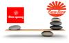 Cổ phiếu lao dốc trong gần 1 năm, vốn hóa của Điện Quang đã bị Rạng Đông vượt mặt