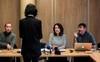 Số phận vợ con cựu Chủ tịch Interpol sau khi chồng bị Trung Quốc bắt giữ