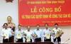 Bình Thuận điều động, bổ nhiệm Phó Giám đốc và Chánh Văn phòng