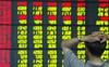 """Bị bán mạnh, chứng khoán Trung Quốc ngấp nghé """"thị trường gấu"""""""