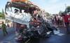 Những con số khủng khiếp về tai nạn giao thông trong ngày đầu nghỉ Tết Dương lịch