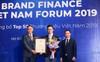 VPBank tiếp tục được Brand Finance công nhận là thương hiệu ngân hàng tư nhân mạnh nhất Việt Nam