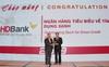 HDBank nhận giải Ngân hàng Tiêu biểu về Tín dụng Xanh