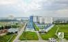 [Infographic] Toàn cảnh giá dự án căn hộ trung cấp Quận 9 xung quanh đường Võ Chí Công, cao tốc Long Thành - Dầu Giây