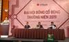 ĐHCĐ VPBank: Ông Nguyễn Đức Vinh nói Fe Credit tiếp tục là mô hình kinh doanh hiệu quả của VPBank