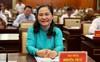 Bà Nguyễn Thị Lệ được bầu làm Chủ tịch HĐND TP HCM