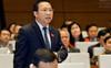 ĐBQH Lưu Bình Nhưỡng: Một số cán bộ công chức sống như chúa rừng xanh!
