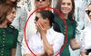 """Công nương Kate chứng tỏ đẳng cấp """"chị đại"""" trước em dâu bằng một loạt hành động ghi điểm nhưng phản ứng của Meghan Markle khiến nhiều người phải """"ngứa mắt"""""""