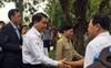 Hà Nội cấm công dân quay phim, chụp ảnh, ghi âm nơi tiếp dân khi chưa được cho phép