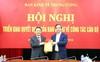 Phó Giám đốc ĐHQG giữ chức Phó Trưởng ban Kinh tế Trung ương