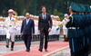 Toàn cảnh lễ đón Thủ tướng Hà Lan Mar Rutte thăm Việt Nam