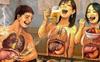 Những kiểu ăn uống xấu đang ngầm tàn phá các cơ quan nội tạng mà bạn không hay biết