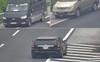 3 ô tô chạy lùi trên cao tốc Hà Nội - Hải Phòng trong 1 buổi sáng