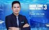 """CEO Asanzo Phạm Văn Tam chính thức rời ghế """"cá mập"""" trong Shark Tank Việt Nam"""