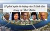 14 phát ngôn tâm huyết của các lãnh đạo trong vụ Thủ Thiêm