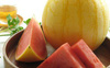 Đại gia Hà Thành chi bạc triệu giải nhiệt bằng dưa hấu Nhật Bản vỏ vàng, không hạt