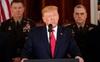 Quân đội Mỹ bị nã tên lửa, ông Trump chọn cách trừng phạt kinh tế Iran, nỗi ám ảnh xung đột vũ trang tạm thời bị đẩy lui