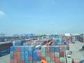 Gần 130 container hàng nhập khẩu tại cảng Cát Lái chưa có người nhận