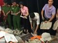 Tiêu hủy gần 2.400 sản phẩm hàng hiệu dỏm