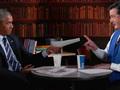 Tổng thống Obama tập dượt phỏng vấn để đi xin việc mới sau khi rời Nhà Trắng