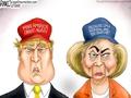 Bất chấp các cuộc thăm dò, Donald Trump vẫn tuyên bố dẫn đầu cuộc đua vào Nhà Trắng