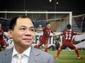 """Phạm Nhật Vượng - """"Ông bầu"""" đứng sau chiến công lịch sử của U19 Việt Nam"""