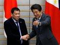 Tổng thống Duterte đổi giọng tại Nhật Bản, nói công du Trung Quốc chỉ vì kinh tế