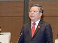 Ông Võ Kim Cự lên tiếng về việc cấp phép cho Formosa