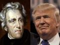 Tương đồng thú vị giữa Donald Trump và Andrew Jackson