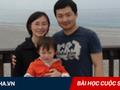 Viết gửi con 3 câu trước khi chết, tài tử ĐH Bắc Kinh khiến nhiều người đàn ông nghẹn ngào