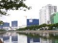 Tiến độ xây dựng loạt chung cư cao cấp khu vực Bến Vân Đồn (Quận 4, Tp.HCM)