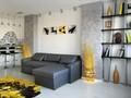 Thiết kế căn hộ 2 phòng ngủ 54m2 cực kỳ ấn tượng cho gia đình trẻ