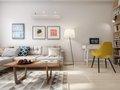 Học cách thiết kế căn hộ 60m2 đẹp, tiện nghi cho gia đình trẻ