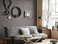 Trang trí nội thất bằng tường gạch thô, ngôi nhà bạn trở nên độc đáo và cá tính đến bất ngờ