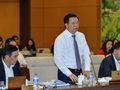 Bộ trưởng Bộ Tài chính: Nợ công tăng nhanh là đúng, lỗi trước tiên là tại điều hành