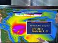 Khoảng từ 15 - 16h chiều nay, bão số 4 sẽ đổ bộ trực tiếp vào Quảng Bình, Quảng Trị