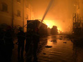 Cần Thơ sơ tán 500 dân ra khỏi khu vực cháy lớn