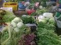 Giá rau xanh giảm mạnh