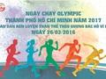 Gamuda Land - Cùng bạn trên đường đua Olympic Day Run 2017