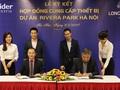 Schneider Electric cung cấp thiết bị điện cao cấp cho dự án Rivera Park Hà Nội