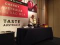 Úc dự kiến xuất 350 tấn cherry vào Việt Nam