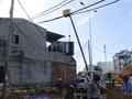 Đang cưỡng chế căn nhà cuối cùng án ngữ giữa Quốc lộ 51B