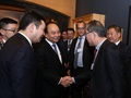 Ba ngày kín đến từng phút của Thủ tướng Nguyễn Xuân Phúc tại Davos 2017