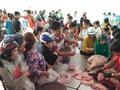 Cần Thơ: 3 ngày bán hết 30 tấn thịt heo