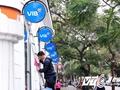 Hải Phòng dẹp vỉa hè: Hàng loạt ngân hàng phải tháo biển quảng cáo