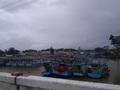 Tàu cao tốc ra vào Phú Quốc tạm ngưng hoạt động vì mưa bão