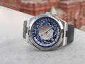 Vacheron Constantin Overseas World Time: Đồng hồ la bàn vàng dành riêng cho những người ưa 'xê dịch'