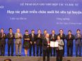 Vinamilk ký kết bản ghi nhớ Hợp tác đầu tư phát triển chăn nuôi bò sữa công nghệ cao tại thủ đô Hà Nội