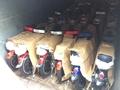 Toa tàu hàng Bắc - Nam chở xe đạp điện, mỹ phẩm không giấy tờ
